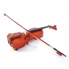 Glarry Full Size 4/4 Matte Violin