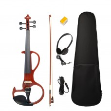 Full Size 4/4 Silent Electric Violin
